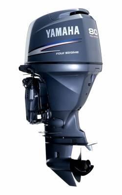 Yamaha 4 Stroke 80hp EFI