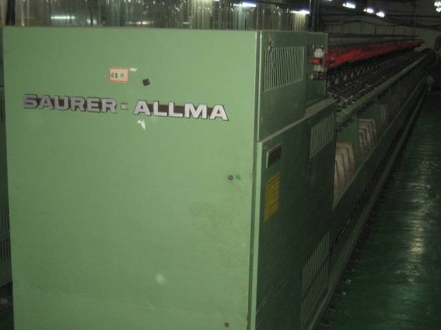 TWO FOR TWISTER SAURER ALLMA