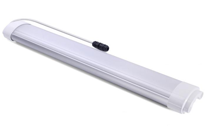 20W 0.6CM LED Tri-proof tube light Ip65 new slim model