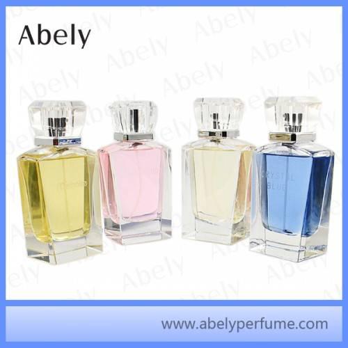 High Quality Empty Crystal Perfume Bottle