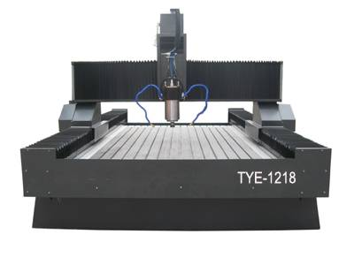 Granite CNC Stone engraver machine TYE-1218