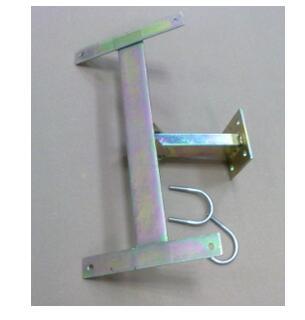 QT series solar panel bracket (adjustable angle)