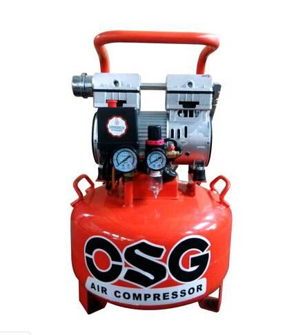 Silent Oil Free Air Compresor
