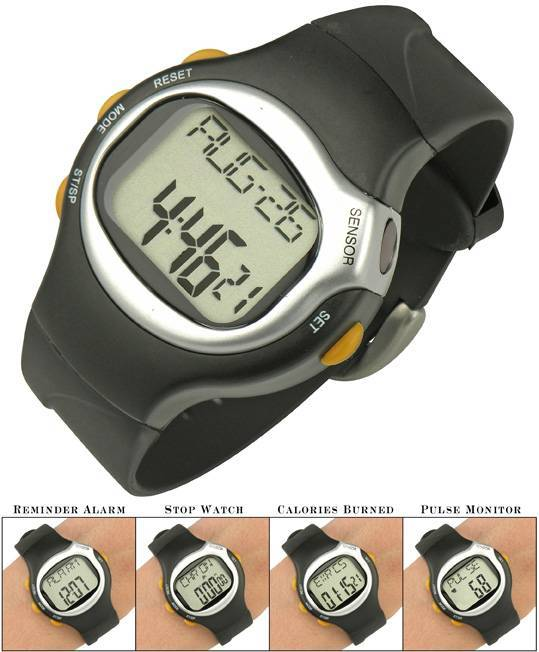Sell/offer/supply pulse watch/pedmeter/heart rate watch