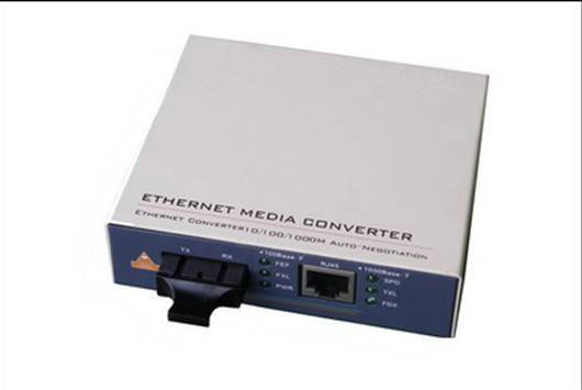 Optical Fiber Media Converter