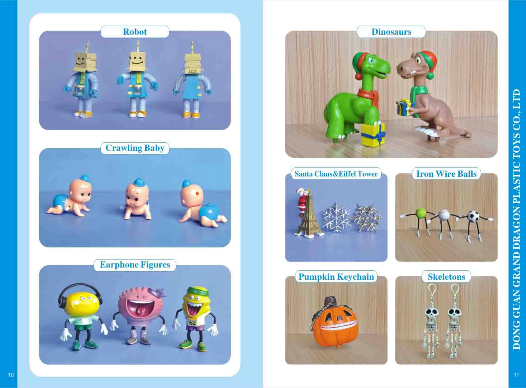 customized for kinds of small cute doll figurines