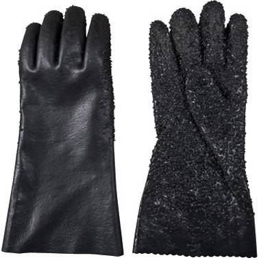 PVC gloves/working gloves/anti-slippy gloves