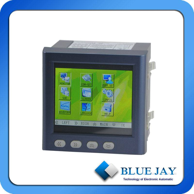 voltage and current digital multi panel meter