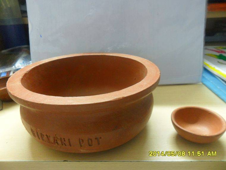 Terracotta products
