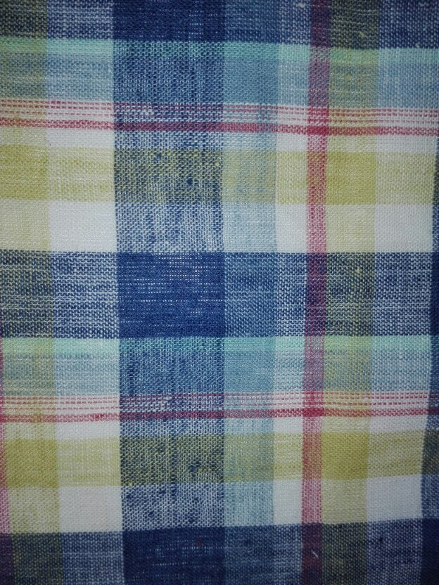 Supply Linen/Cotton Fabric For Shirting