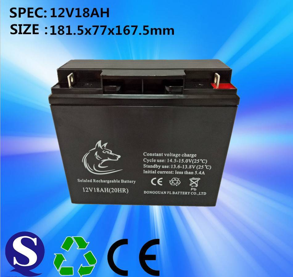 maintenance free lead acid battery for solar system