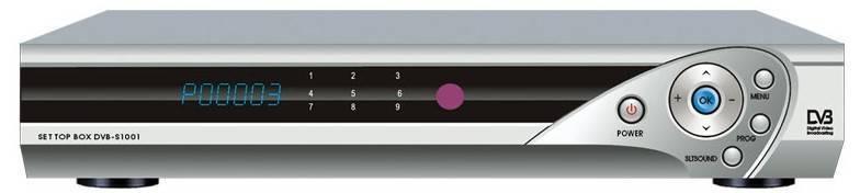 HD DVB-S2 With CA CI Ethernet Irdeto 1,2,3Digital Satellite Receiver