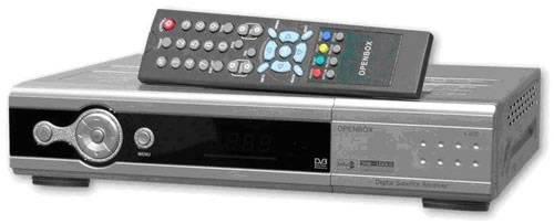 Openbox F-300/X800/820CI/810 DVB Satellite Receivers STB Set Top Box