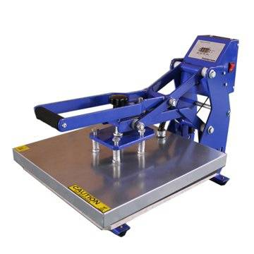 heat press machine from auplex with 12 years producing experience