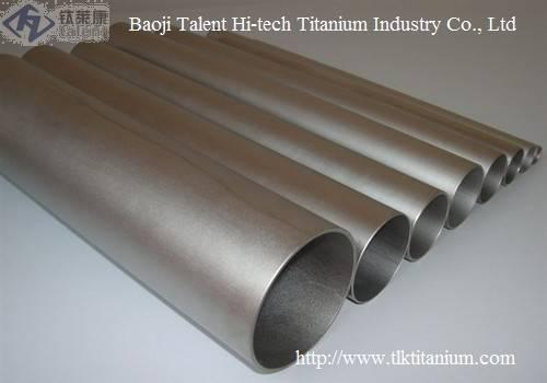 titanium pipes ASTM B338