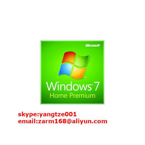 Windows 7 Home Prem OEM Key