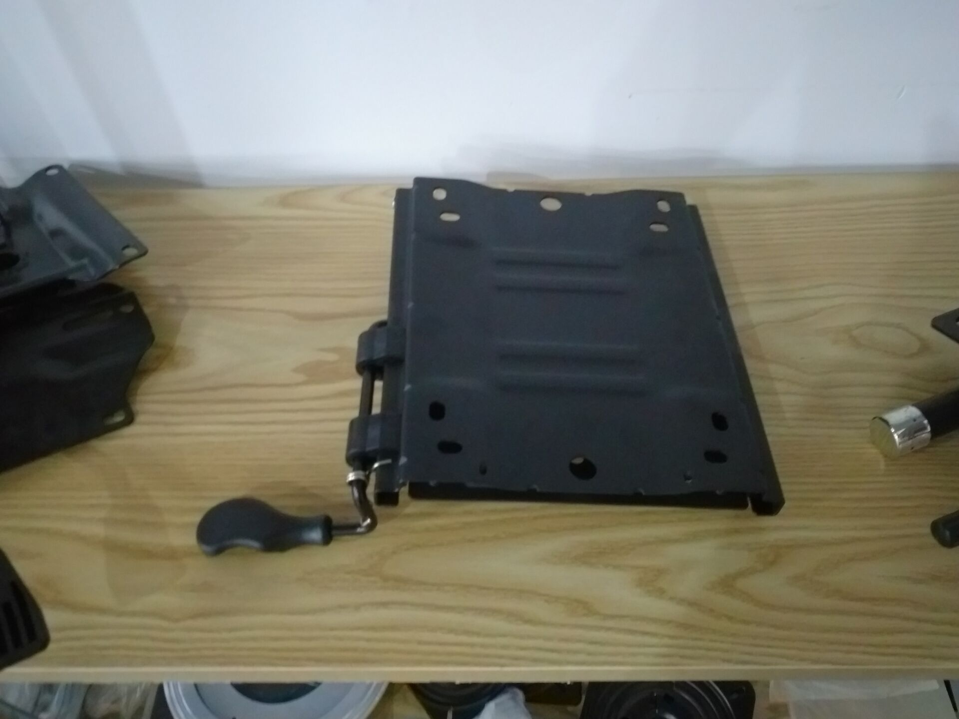 chair moving plate