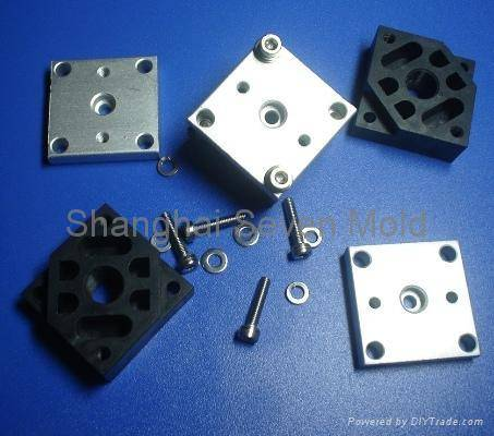 metal stamping and plastic parts