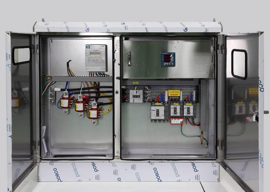 Low Voltage Switchgear(20~50kW, 100kW)