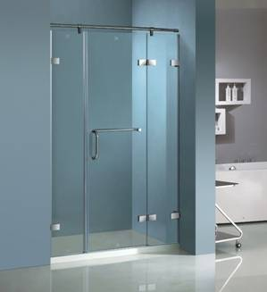 Swing Shower With In-Line HG-439