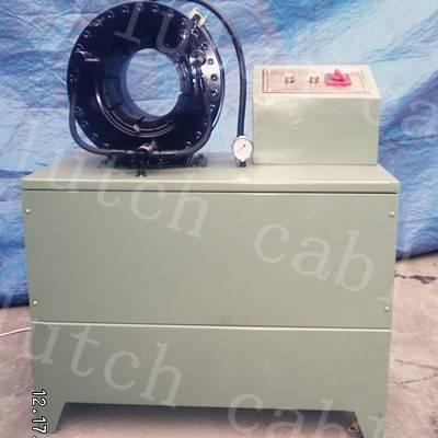 4SH High Pressure Hose Crimping Machine, Hose Crimpers