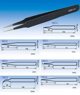 Anti-static Tweezer
