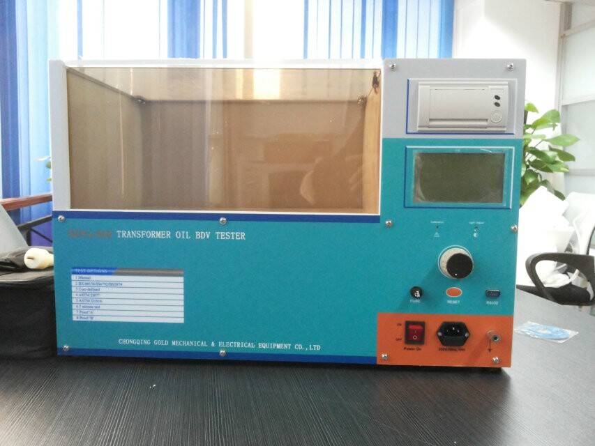 100kV Automatic Dielectric Strength Tester