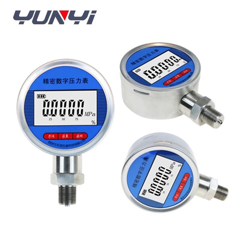 oil digital pressure gauge manometer