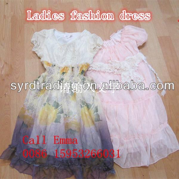 guangzhou women dresses clothing manufacture