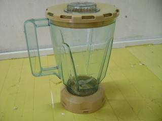 blender plastic jar