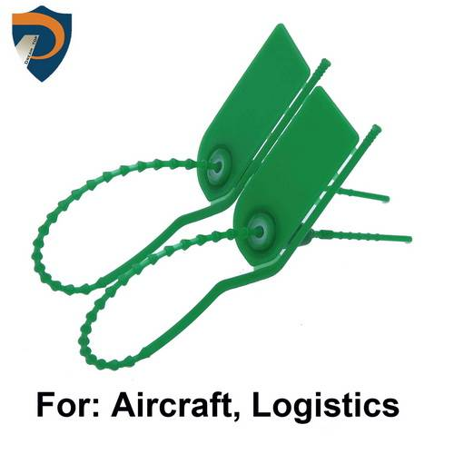 DP-210FY Tear Off Aircraft Plastic Security Seal