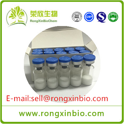 99% GHRP-6 CAS136054-22-3 Human Growth Hormone Peptides White Powder Steroid or Bodybuilding