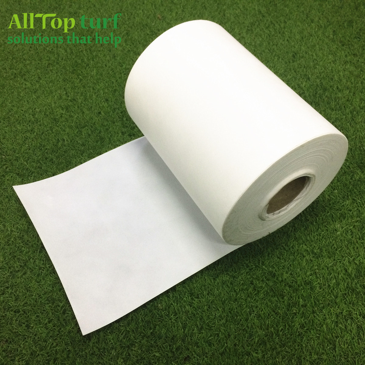 "AllTop Turf 12"" Wide 325' Long Commercial Grade Heavy Duty Premium Seam Tape for Sports and Landscap"