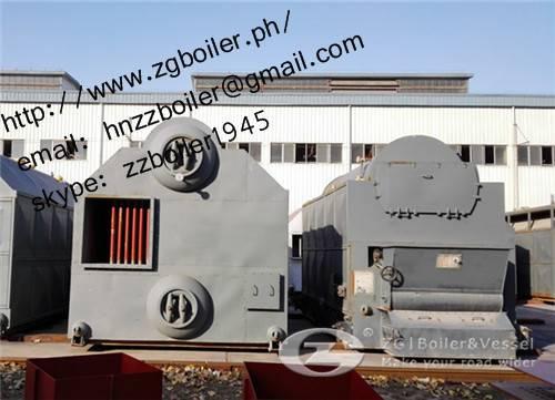 2 ton coal fired boiler