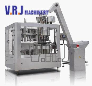 VRJ-FY24 Filling and Capping Machine
