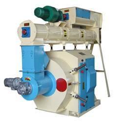 KJ-ZLM- series ring die pellet machine