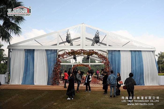 Outdoor Clear Marquee For Wedding and Ceremony