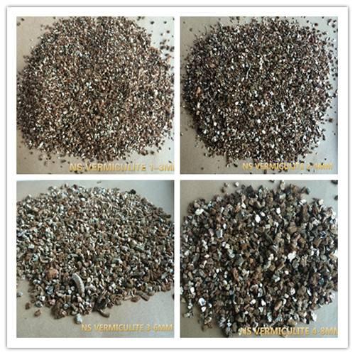 Vermiculite for Horticulture& Hydroponics Medium