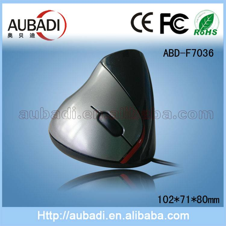 Wired Optical Vertical Mouse
