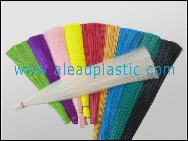 Brush fibers