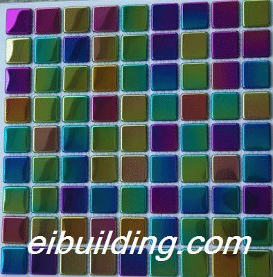 sell Metal mosaic tiles/Stainless steel mosaic tiles(EIM-005)