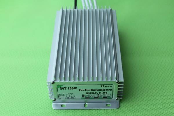24V 150W Waterproof LED Power Supply of Highest Quality