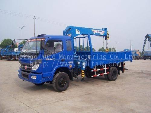 industrical truck crane&portable crane
