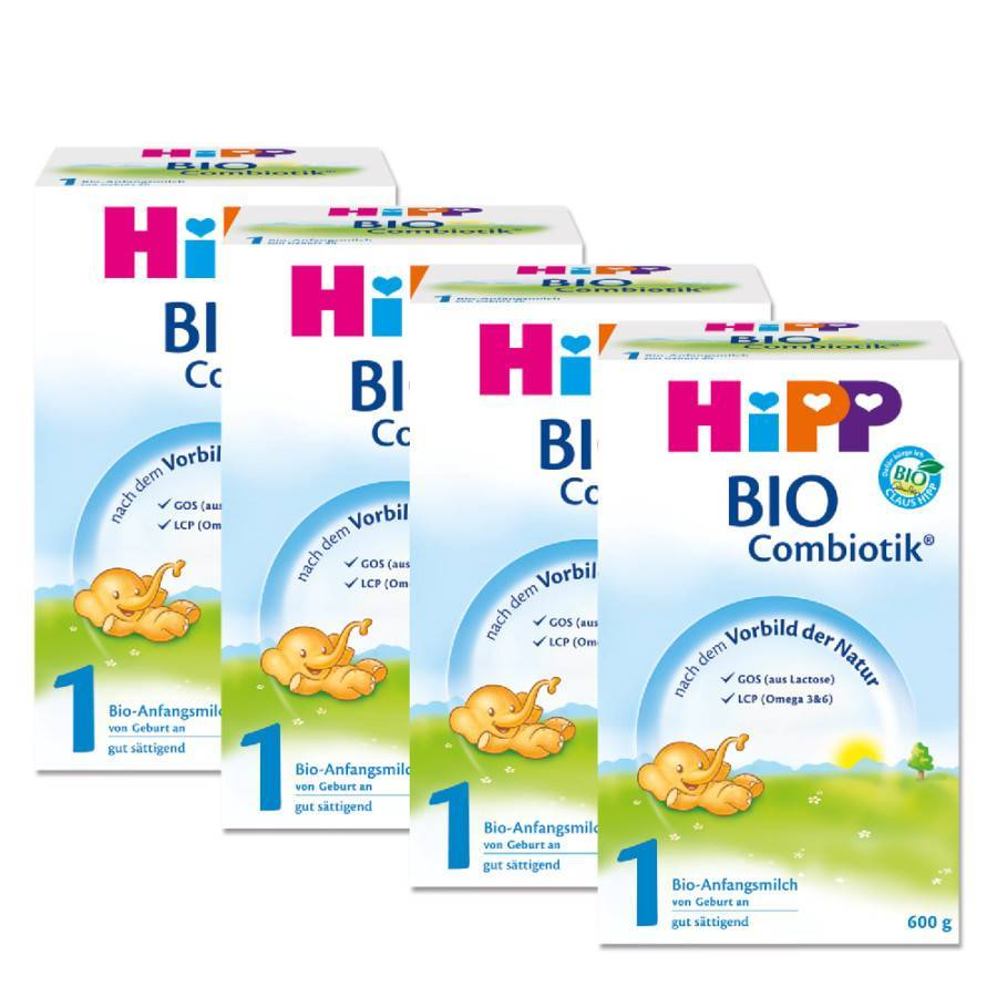 Hipp Bio Organic Infant Milk Powder