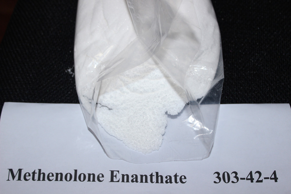 CAS 303-42-4 Oral Safety Aromatizing Methenolone Enanthate / Primobolan Steroid Powder Raw Material