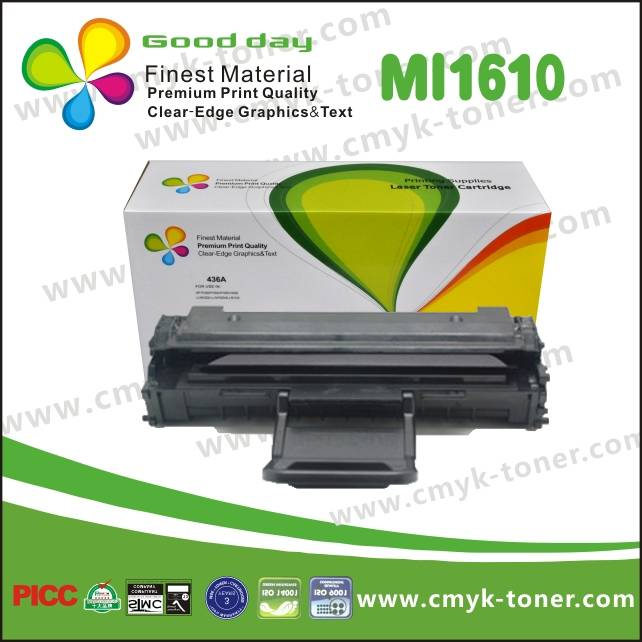 Samsung ML 1610D2 Chinese Printer toner cartridge,Universal Model Samsung ML-1610/2010/2010R/2510/ 2