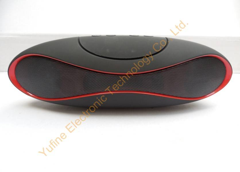 Sell Rugby Bluetooth Speaker, offer Rugby wireless Speaker, supply fashion bass sound Bluetooth spea