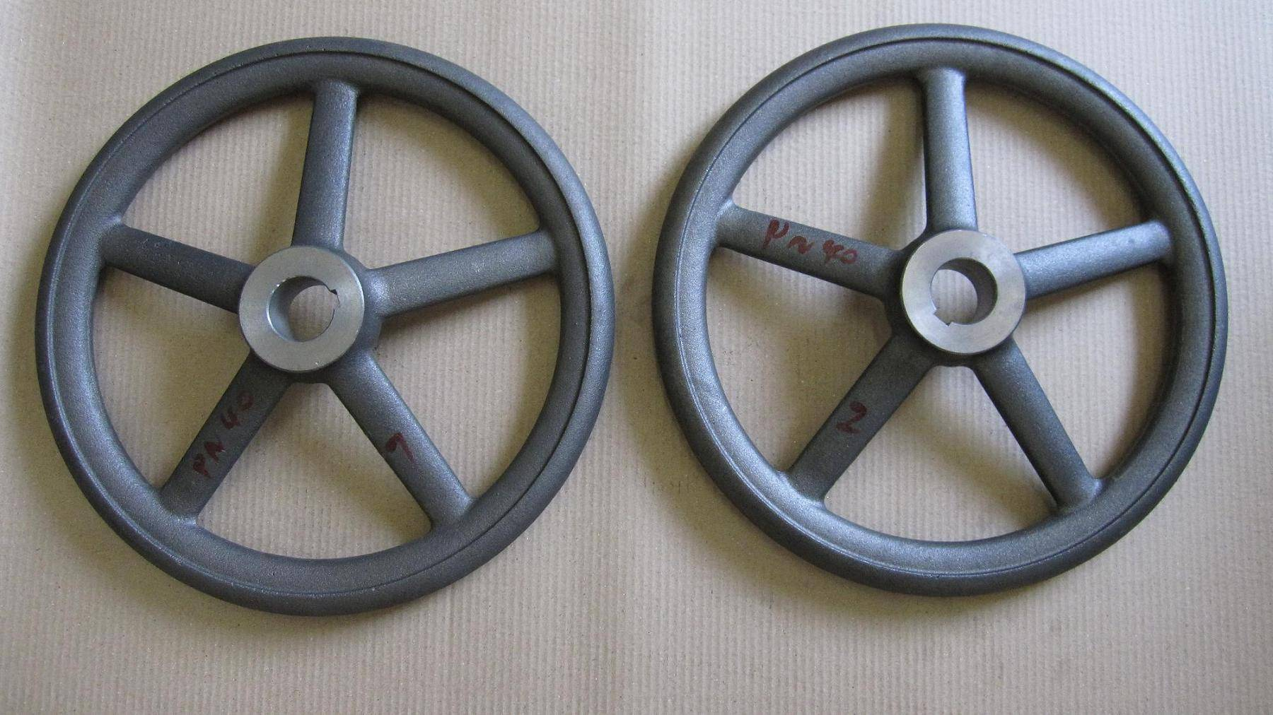 Popular Hand Wheel Casting with Much Usage (XLTD)