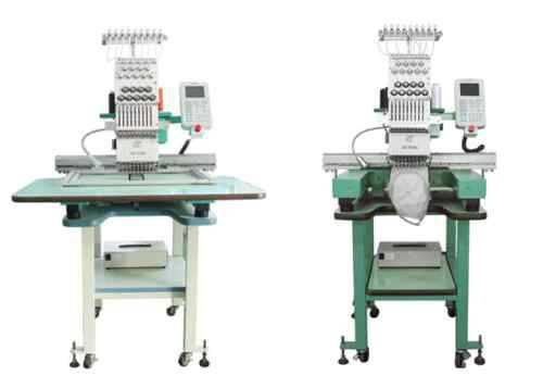 Cap/Tshirt Computerized Embroidery Machine Single Head