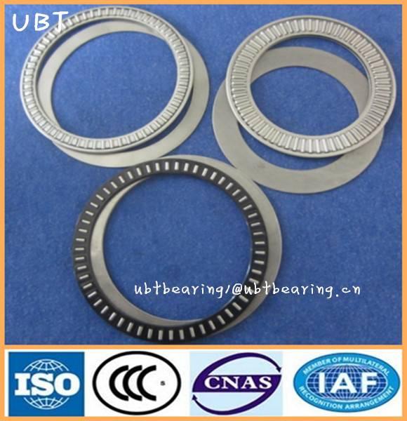 12x26x2 mm Thrust Needle Roller Bearings AXK 1226